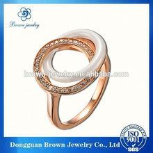 China Manufacture 2012 latest design wedding jewelry ring wholesale alibaba