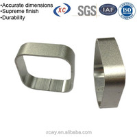 Custom nickle plated reinforced corner bracket frame corner bracket