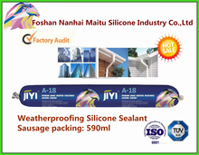 Premium Grade Weatherproofing Silicone Sealant A-18