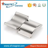 N35H Customized China Segment Neodymium Motor Magnet