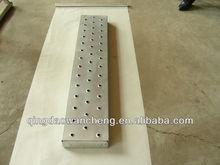 Galvanized kwikstage scaffolding plank