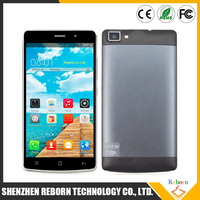 5.5inch big touch screen popular GSM 3G cheap android smartphone