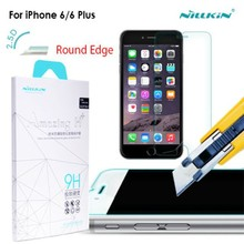 Genuine Nillkin 9HR Tempered Glass Screen film Protector for iPhone 6 / 6 Plus
