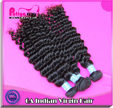 Sold well in 2012 and factory bottom price wholesale virgin indian hair