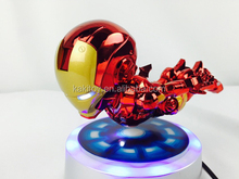 Iron man magnetic suspended anime 1/6 custom action figure