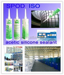 Acetic Silicone Sealant, equal to dow corning silicone sealant