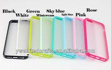 Popular Smiple Matt Phone Cases Mixed Colors