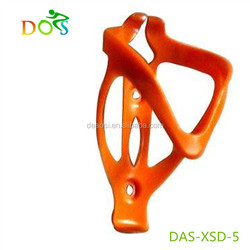 Wholesale multi color aluminum alloy water bottle holder bicycle water bottle cage
