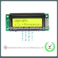 1602 dot matrix audio lcd panel, DAB radio 1602 lcd module