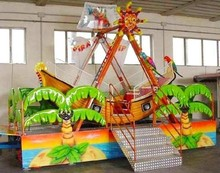outdoor children pirate ship with excellent quality and low price