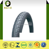 China factory Good pattern 2.75-18 TL Front Motorcycle tube tyre