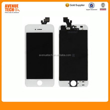 chinese phones spare for lcd iphone 5 , ali baba company aaa quality original new for iphone 5 lcd china supplier hot sale