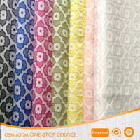 Wholesale 100% polyester jacquard brocade upholstery fabric