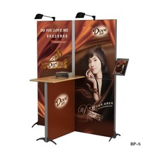 Aluminum advertising equipment market promotion booth