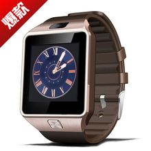 DZ09 Android smart watch phone 2015 waterproof ce rohs bluetooth wifi smart watch men with heart rate monitor cheap