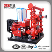 Fire Pump System With Diesel Engine Fire Pump Electric Jockey Fire Pump Control Panel