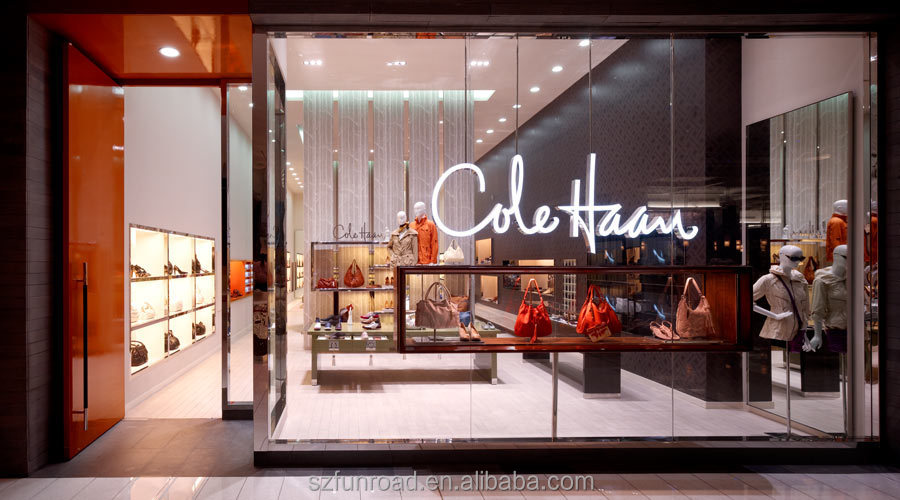 Famous Brand Bag Store Furniture For Clothes Store Interior Design For Hot Sale Buy Fashion