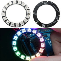 Wholesale Price LED Ring 16x WS2812B 5050 RGB with Integrated Drivers