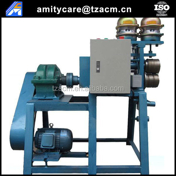 flange creasing machine