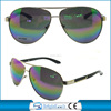 Aviator western promotion Italy design with CE FDA China manufacturer men sunglasses