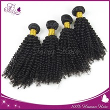 100% virgin ,100% remy 8-30'' top grade real virgin Malaysian hair,kinky curly human hair weaving with FREE SHIPPING