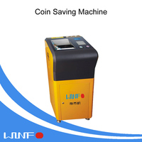 Smart Coins and Tokens Saving Machine Model GG