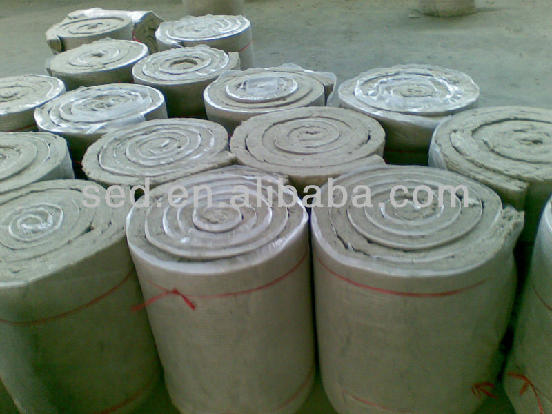Mineral Wool Blanket With Wire Mesh Mineral Wool Board