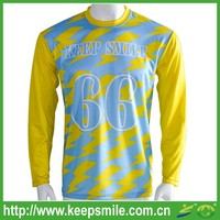 Customized Long Sleeve Lacrosse Shooter for Boys with Sublimatoin