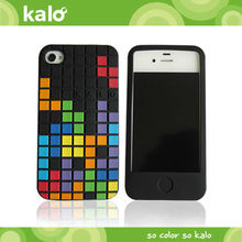 mobile phone silicone cases for iPhone 4S