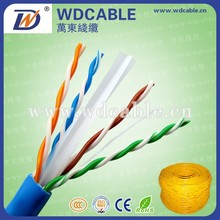 Factory price UTP CAT6 CABLE ethernet cat6 lan cable/ UTP cat 6 network cable