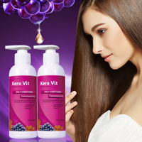 Deep reparing intensive best leave in hair conditioner for permed hair