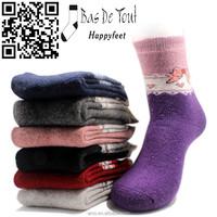 thicken women thermal socks winter antifreezing warm soft comfortable 41-46size