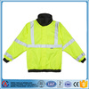 Manufacturer reflective waterproof safety wear,work clothing,3M safety jacket,hi vis workwear