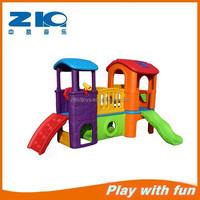 Children garden games slides,mini playhouse,kids play house