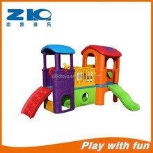 Children garden games slides,mini playhouse,kids play house