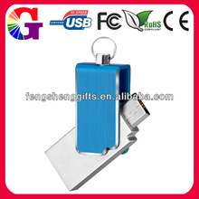 Newest!Shine Double ports USB!Two ports USB one is USB another side is port to connect with mobile phone,fashion USB,USB Driver