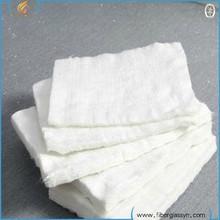 Heat insulation material alkali free fiberglass needle felt for home heating appliances