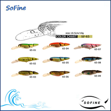 SF-65 China Manufacture High Quanlity Salmon Fishing Lure