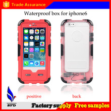 Waterproof Phone Case for Iphone 6,for Iphone 6 Waterproof Box