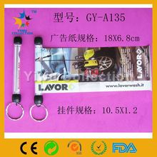 pull out wholesale in china,banner custom clip banner gift pen,promotional cord banner pen