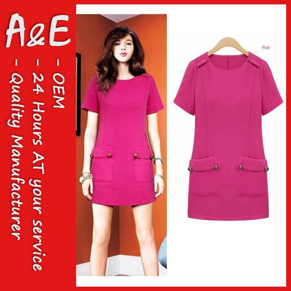 ae la moda de nueva imagen vestidos cortos de moda
