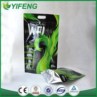 Custom Printing Plastic Stand Up Pouch Aluminium Sachet Zipper