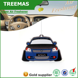 Best price and newly car paper air freshener L32