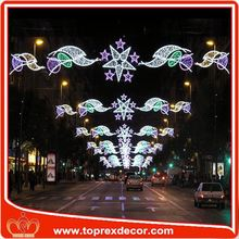 Manufacturer high quality led motif christmas decorations outdoor