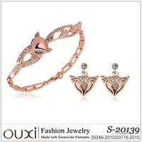 OUXI 2015 Fashion fashion intimate jewelry made with Swarovski Elements S-20139