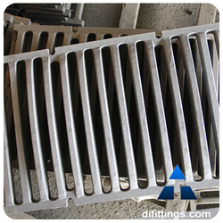 TAW Cast Iron EN124 Drainage Gratings, Cast Iron Sewer Grate, Road Drainage Grid
