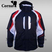 Chaqueta transpirable hombres chaqueta de invierno