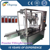 Automatic filling and capping machine for bottle,filler and capper(CE certification)