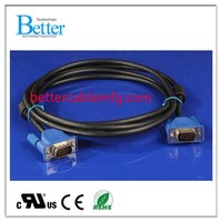 Top quality hotsell cheap vga to yellow rca male cable