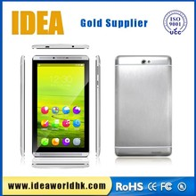 3G phone call function with android tablet, 7 inch dual core of tablet pc